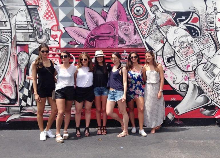 Private Graffiti Tour