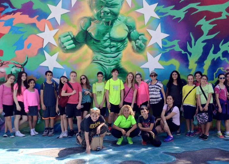 Private Wynwood Student Tour